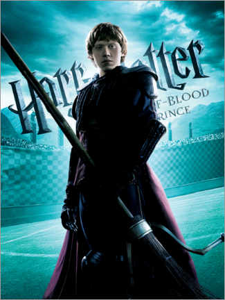 Premium poster  The Half-Blood Prince - Ronald Weasley