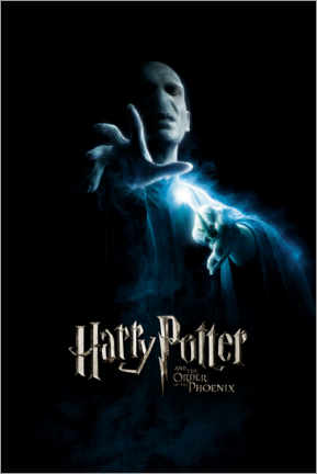 Gallery print  The Order of the Phoenix - Voldemort