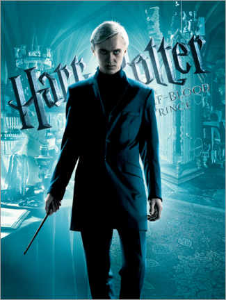 Canvas print  The Half-Blood Prince - Draco Malfoy