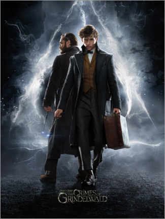 Acrylic print  Fantastic Beasts: The Crimes of Grindelwald