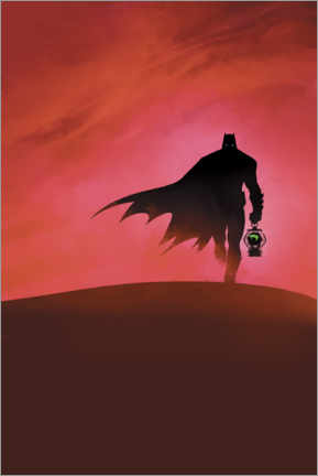 Premium poster  Batman - Last knight on earth
