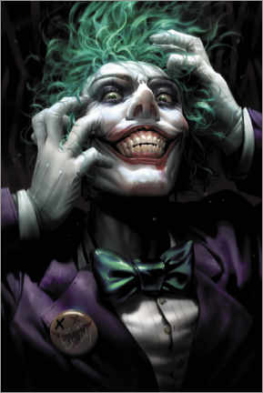 Premium poster  The Joker - DC Comics