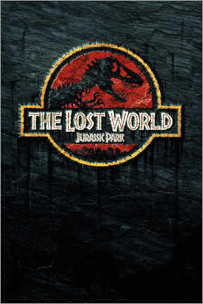 Premium poster  The Lost World - Jurassic Park