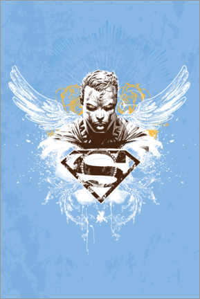 Premium poster  Superman Angel