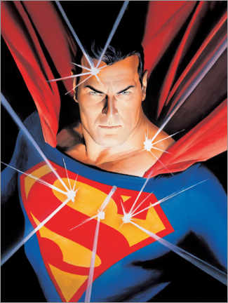 Premium poster  Superman - Man of Steel
