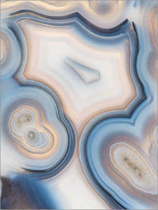 Canvas print  Brazilian tube agate - Mark Windom
