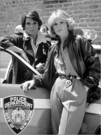 Premium poster  Cagney & Lacey
