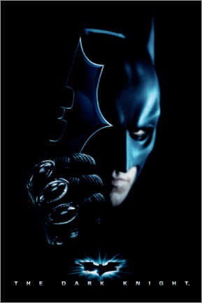 Premium poster  Batman - The Dark Knight 2008