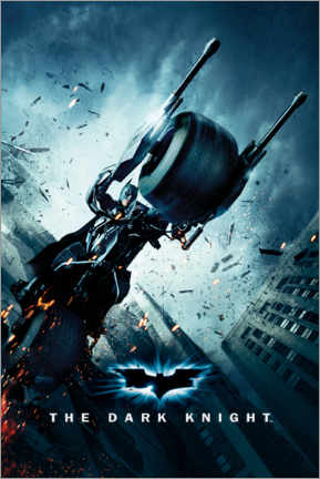 Premium poster  Batman The Dark Knight Rises - Batpod