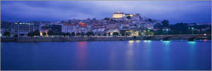 Wall sticker  Waterfront in Beira, Portugal