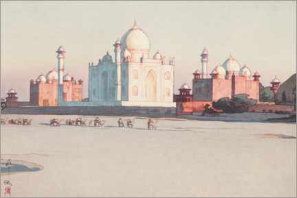 Premium poster Directions to Agra, No. 3.