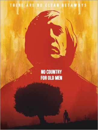 Premium poster No Country for Old Men