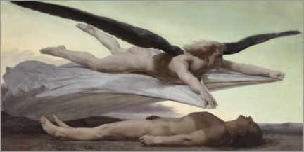 Gallery print  Equality before Death - William Adolphe Bouguereau
