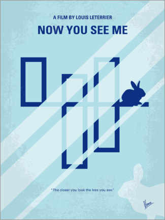 Premium poster Now You See Me