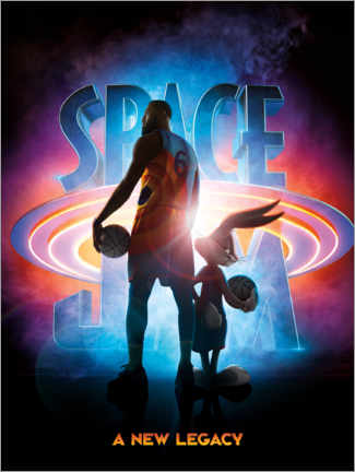 Wall sticker  Space Jam 2 - A New Legacy