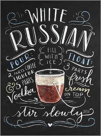 Lily & Val - 30259 whiterussian