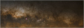 Luis Argerich - A panorama of the Milky Way.
