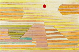 Paul Klee - Evening in Egypt