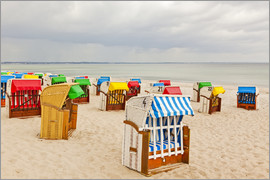 Afternoon at the Baltic Sea