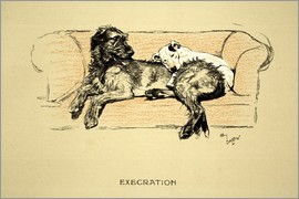 Cecil Charles Windsor Aldin - Execration
