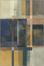 Pascal Deckarm - Abstract Geometry No 19