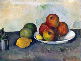 Paul Cézanne - Apples