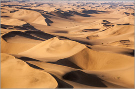 Roberto Moiola - Aerial view of the dunes of the Namib Desert, Namibia, Africa