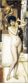 Gustav Klimt - Allegory of Sculpture, study