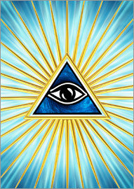 Lava Lova - All Seeing Eye Of God, Symbol Omniscience