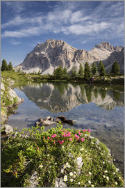 Tobias Richter - Alps - Dolomites - Summer Lake