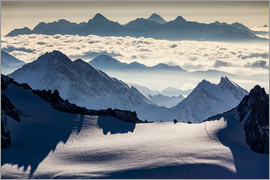 Mikolaj Gospodarek - Alps - France