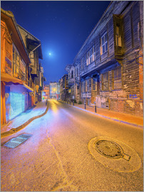 Old streets of Istanbul