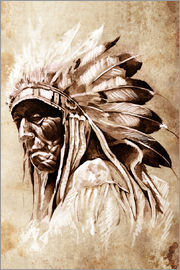 Elder native American