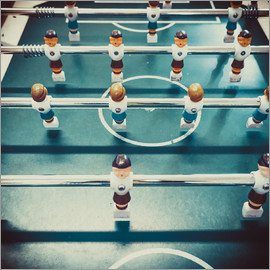 Old Foosballtable