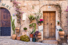 Christian Müringer - Old Town in Valldemossa (Mallorca, Spain)