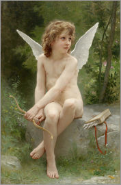 William Adolphe Bouguereau - Amor