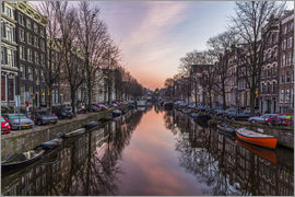 Mike Clegg Photography - Amsterdam Canals at Sunrise