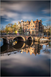 Dennis Fischer - Amsterdam during morning light