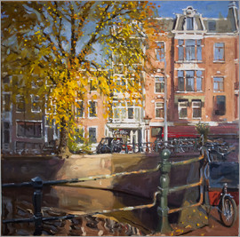 Johnny Morant - Amsterdam light