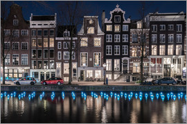 Scott McQuaide - Amsterdam Light Festival