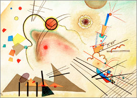 Wassily Kandinsky - Watercolour No. 606