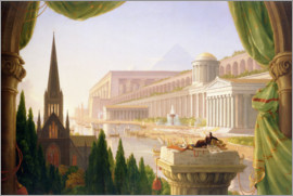 Thomas Cole - Architect's Dream