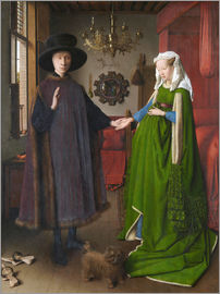 Jan van Eyck - Arnolfini Wedding