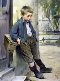 Henri Jules Jean Geoffroy - Out of the Game