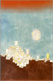 Paul Klee - Chosen site. 1927 (X.8)