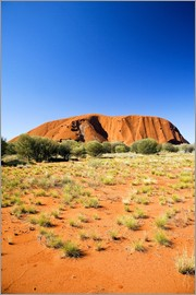 David Wall - Ayers Rock