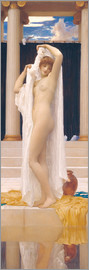 Frederic Leighton - Bath of Psyche