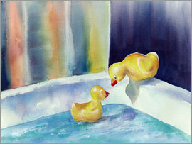 Jitka Krause - Rubber ducks