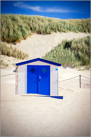 Beate Margraf - Bathhouse on Texel