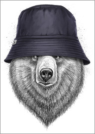 Nikita Korenkov - Bear in hat